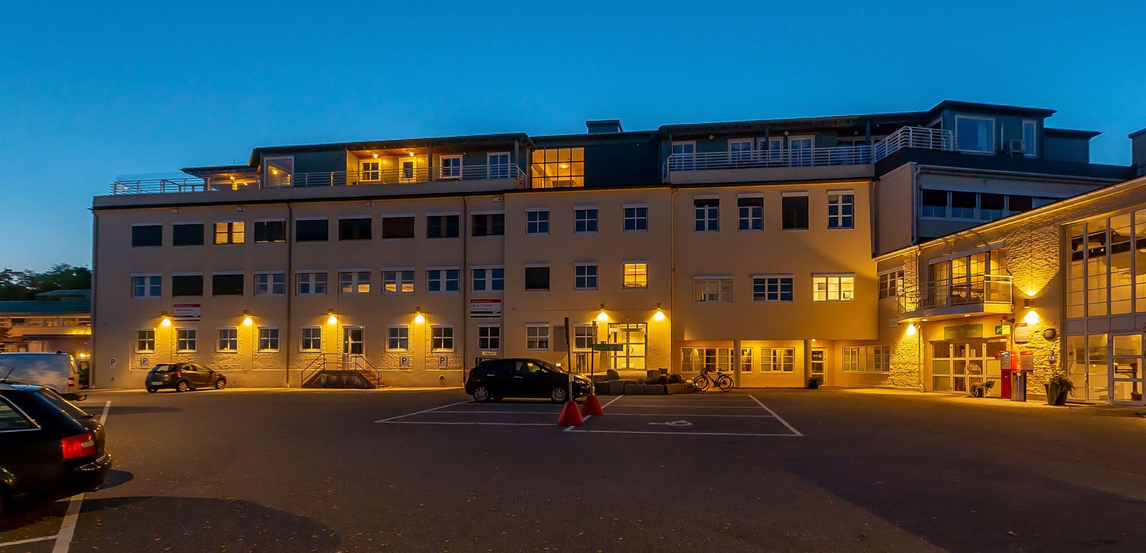 Kråkerøyveien 2B – Kontorfløya