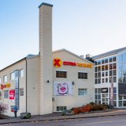 SATS til Glommen Brygge, Fredrikstad