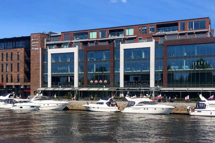 Vi kjøper Dampskipsbrygga i Fredrikstad