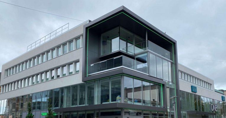 Utvidelse i eiendomsporteføljen og ny samarbeidspartner